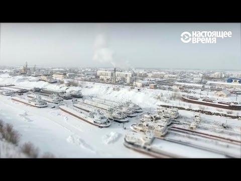 Смотреть Лена: полная выморозка | Неизвестная Россия онлайн