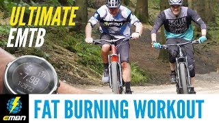 Ultimate Fat Burning Workout | EMTB Fitness Tips With Pro Coach Alan Milway