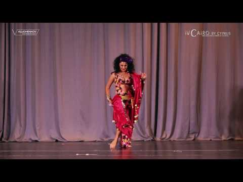 MASTER TEACHER Nava Aharoni sexy belly dnacer CBC 2016