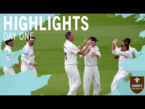 Surrey v Hampshire - Day 1 - Specsavers County Championship