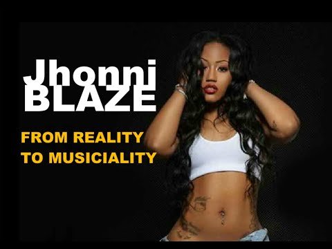 Jhonni Blaze Is The Musical Genius People Think Is A Reality Show Ratchet
