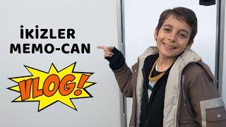 İkizler Memo-Can Seti Vlog / Kola+Mentos Challenge