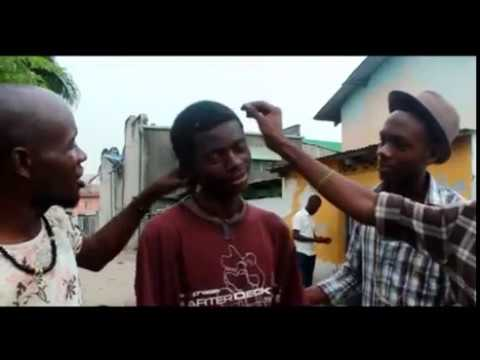 Gag JESUS SOLUTION cine africa film