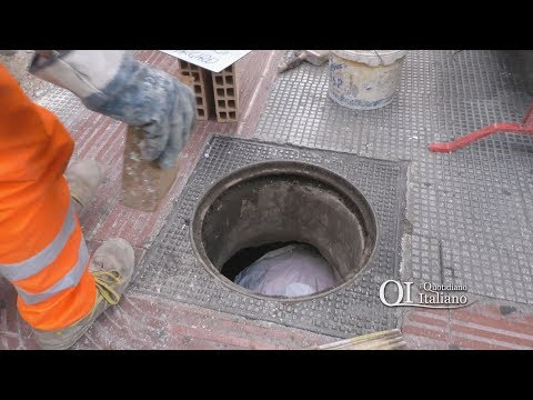 Bari, contestato appalto Aqp a Matarrese: sicurezza sui cantieri è un optional