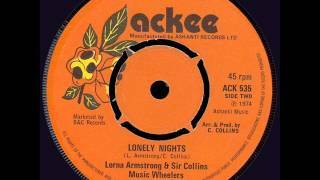 Lonely Nights - Lorna Armstrong (Ackee)