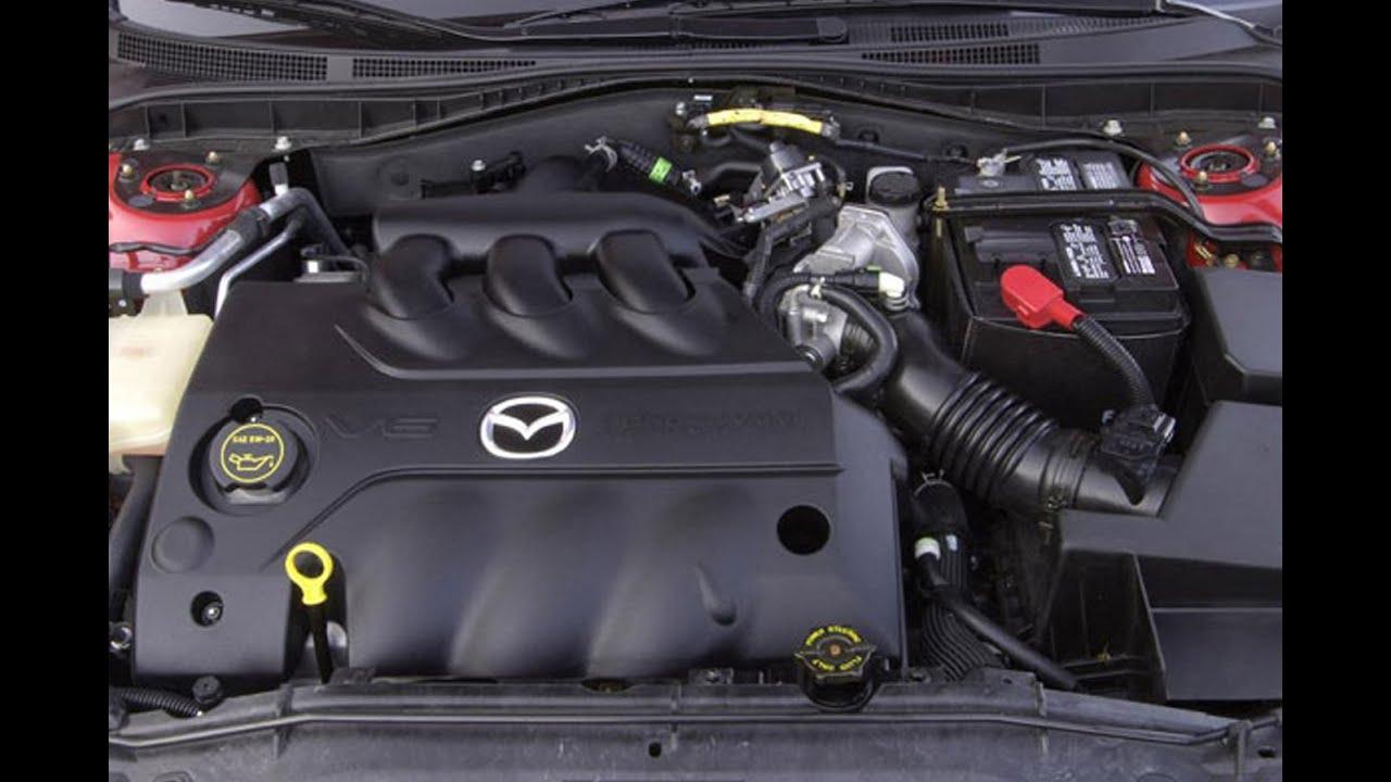 Mazda6 3 0L Spark Plug Change  YouTube