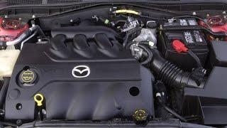 Mazda6 3 0L Spark Plug Change - YouTube   2003 Mazda 6 Engine Diagram Coils      YouTube