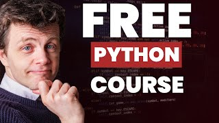 Learn Python - Complete PYTHON COURSE for BEGINNERS