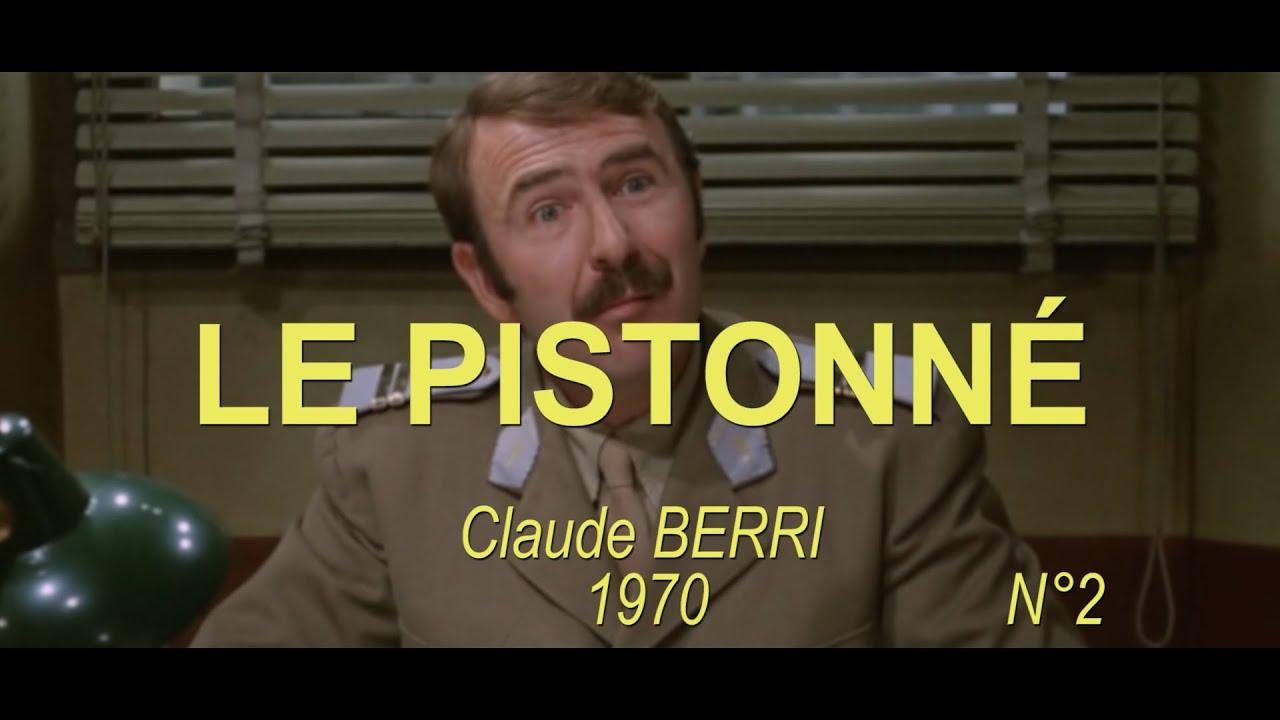 LE PISTONNÉ 1970 N°2/3 (Guy BEDOS, Jean-Pierre MARIELLE, Claude PIÉPLU, Georges GÉRET, COLUCHE)