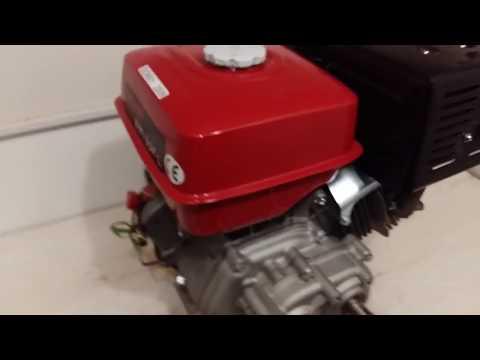Двигатель Weima WM190F-L  редуктором 1800 об/мин.