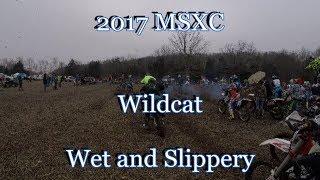 2017 Msxc The Wildcat Lewisburg Kentucky 2018 yz250x
