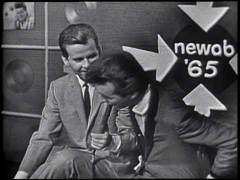 American Bandstand 1964- Interview Ray Peterson
