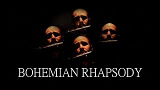 Bohemian Rhapsody - Woodwinds Only