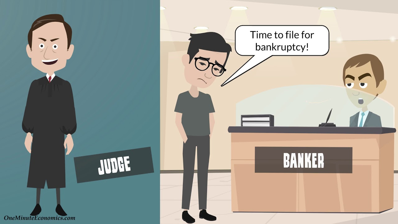 insolvency vs. default vs. bankruptcy: three terms defined