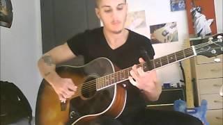 Maître Gims - Brisé - Pillule Bleue - Guitare Cover