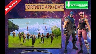 Fortnite Game Download For Android | 100 Mb Highly Compressed | 1000% Genuine Game
