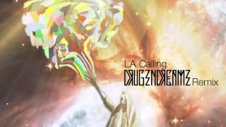 Crystal Fighters - LA Calling (DrugzNDreamz Remix)