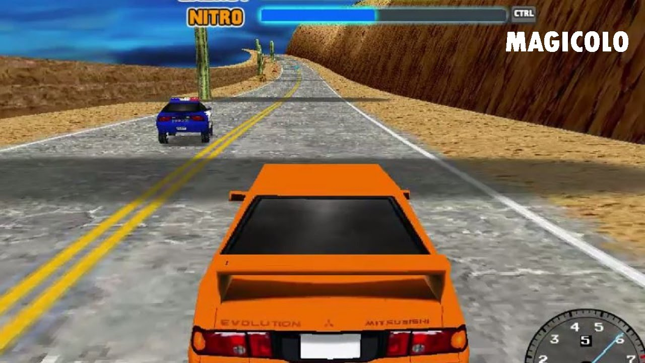 Y8 GAMES TO PLAY - SUPER CHASE 3D gameplay Y8.COM - YouTube