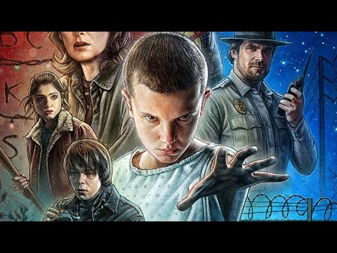 First-Look at McFarlane's Stranger Things Action Figures - IGN Access