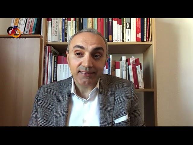 Dr. Yaşar Aydın im Gespräch mit Nejdet Niflioğlu