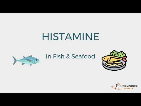 Histamine In Fish & Seafood