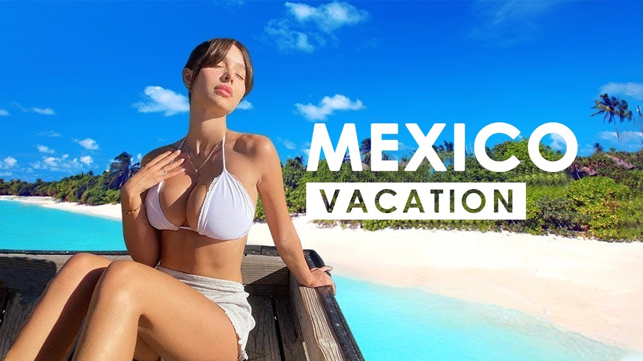 VACATION IN MEXICO| Best Of Tropical & Deep House Sessions Chill Out Mix By BLUESKY