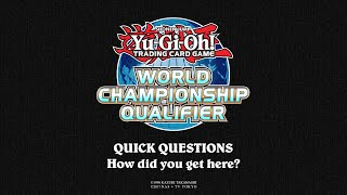 2018 WCQ: European Championship - Quick Questions - How did you get here? thumbnail