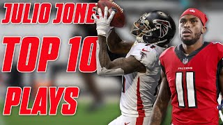 Julio Jones' Top 10 Plays with the Falcons