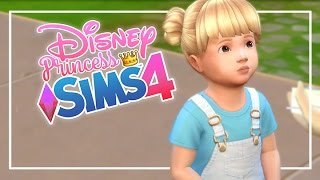 NEW BABY SISTER! | Ep. 13 | The Sims 4: Disney Princess Challenge