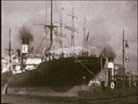 Gloucester Docks 1930s