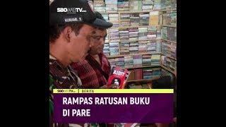 RAMPAS RATUSAN BUKU DI PARE #videotext