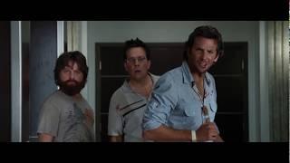 Майк Тайсон Вырубил с Одного Удара ... отрывок из фильма (Мальчишник в Вегасе/The Hangover)2009
