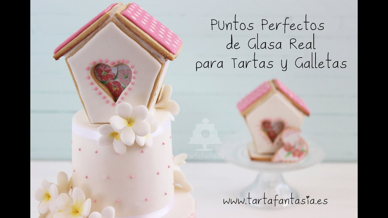 Tartas Decoradas A Glasa