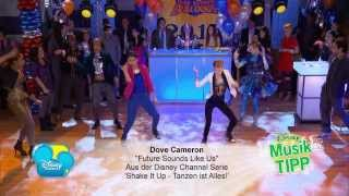 Shake It Up  - Tanzen ist Alles! - Future Sounds Like Us - Song - Dove Cameron - Disney Channel