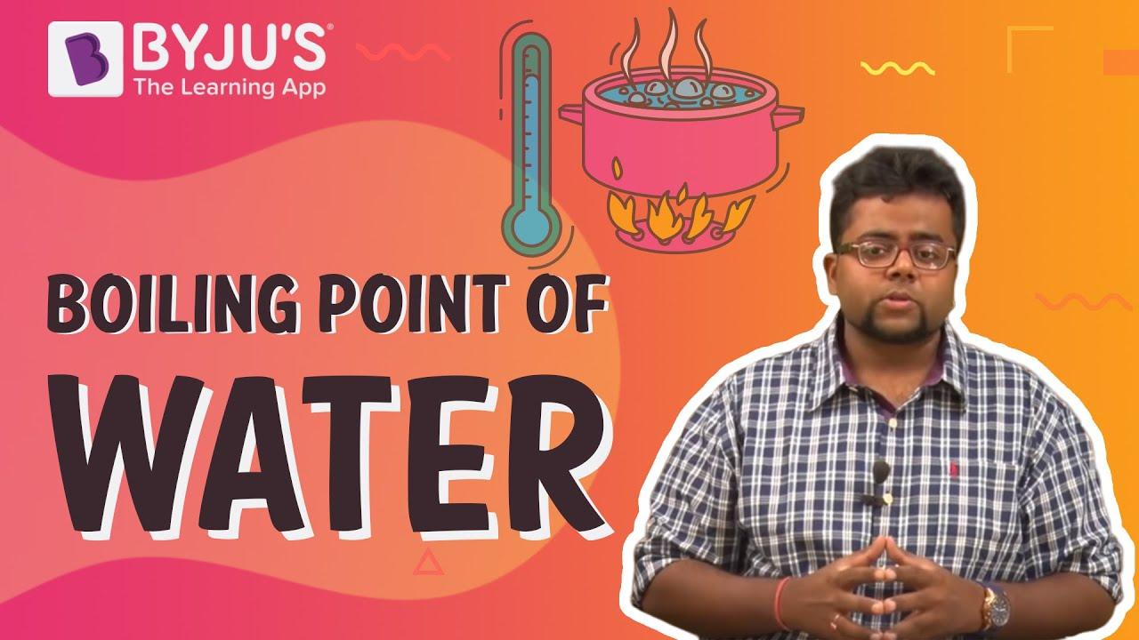 Boiling Point of Water