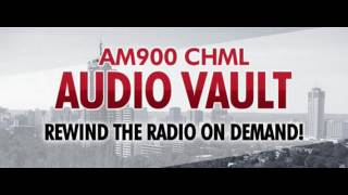 AM900 CHML: Discussing the public's right to video tape police