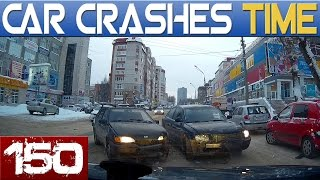 Dashcam Accidents Compilation - Best of the Week - Episode #150 HD
