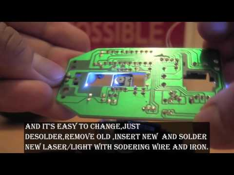 Mouse Laser Led Not Working Diy Repair