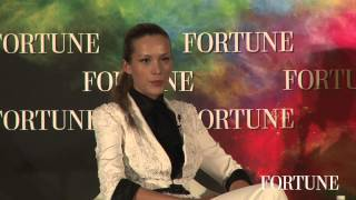 How Petra Nemcova turned tragedy into charity | Fortune