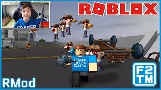 ZOMBIES INVADEM O AEROPORTO!!! -Roblox RMod