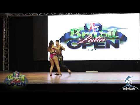Baila Mundo - Gabi Manso e Henrique Silva Brasil Latin Open 2018