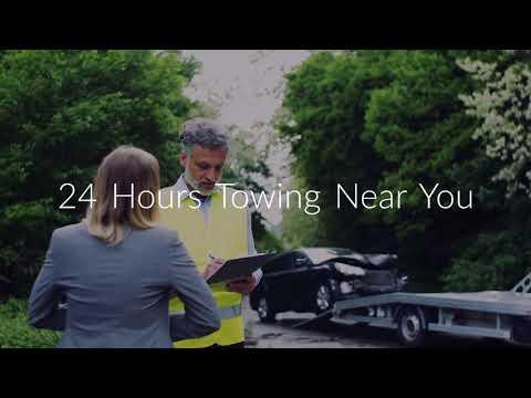 Ishia 24/7 Tow Truck Washington DC - Towing Service