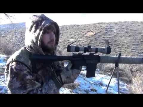Eastern Oregon Coyote Hunting -Flatlined Predators