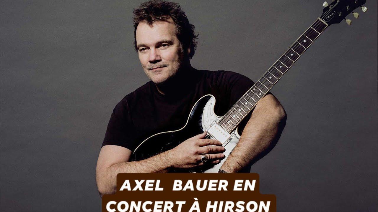 Bauer Axel Tot