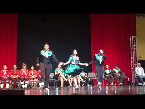 Ivan Flett Memorial Dancers performing Everybody Dance Now routine in Toronto CNE