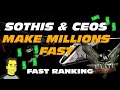 Elite: Dangerous CEOS and SOTHIS Rank up and Make Millions Fast の動画、YouTube…