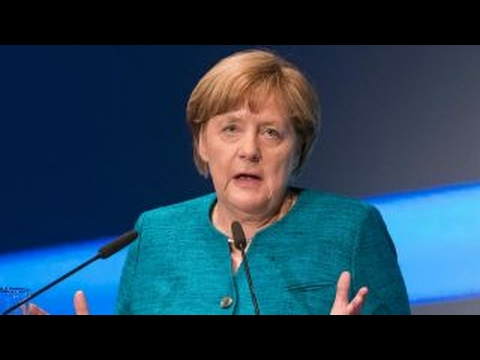 German Chancellor Merkel suggests Europe cannot rely on US