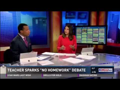 Firat Education Consultant Discusses No Homework Policy