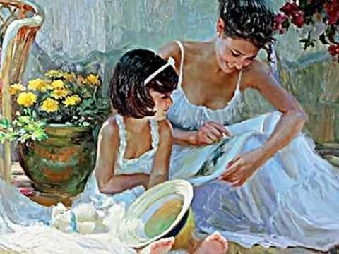 Стихи о маме для детей старшего возраста -