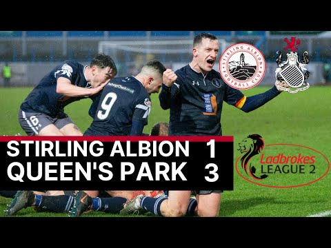 Stirling Queens Park Goals And Highlights